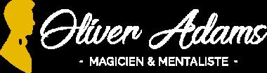 Oliver Adams – Magicien & Mentaliste | Namur | Bruxelles | Luxembourg